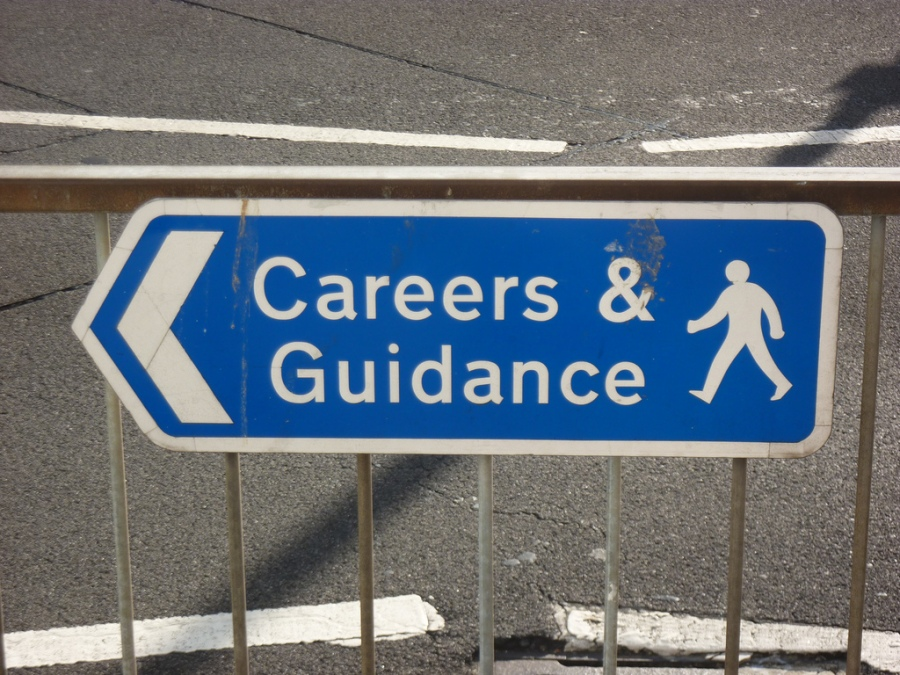 My experience with Careers Guidance