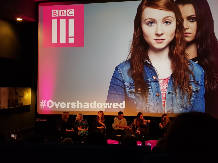 #Overshadowed BBC Three Launch Event, Tyneside Cinema