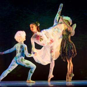 Preview: A MIDSUMMER NIGHT'S DREAM @ Queens Hall,Hexham
