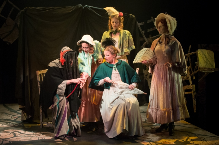 Photo Credit: Mountview JE 1 123 JANE EYRE - A MUSICAL DRAMA | All photos copyright Robin Savage