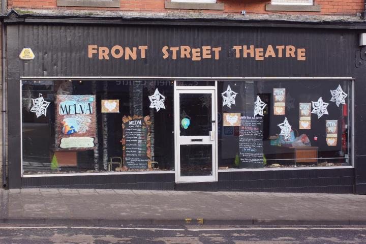 Theatre in Prudhoe FrontStreet