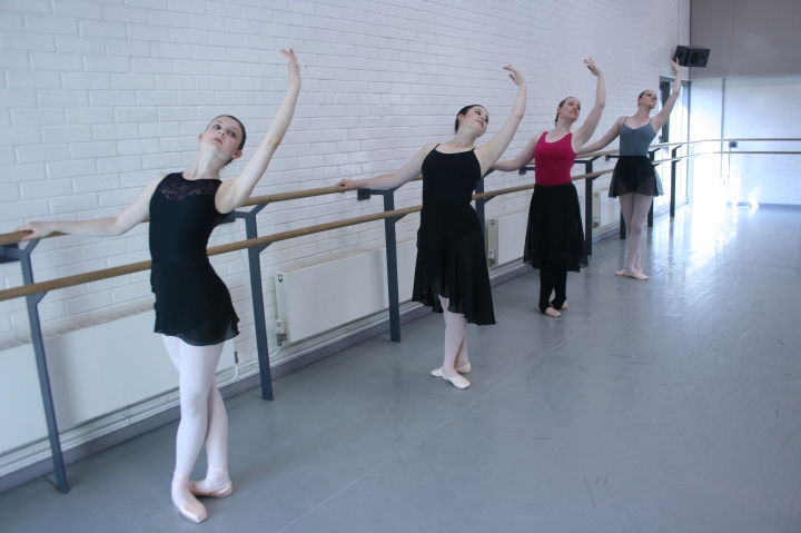 Who are North East Dance Co-operative?