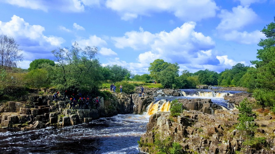 Culture Trip 15: Low Force Waterfall