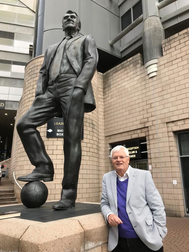 Bobby Robson Saved MyLife