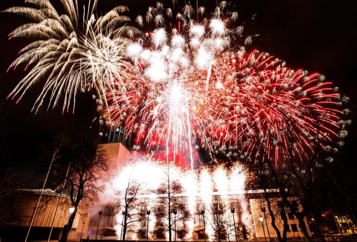 New Year's Eve fireworks to return toNewcastle
