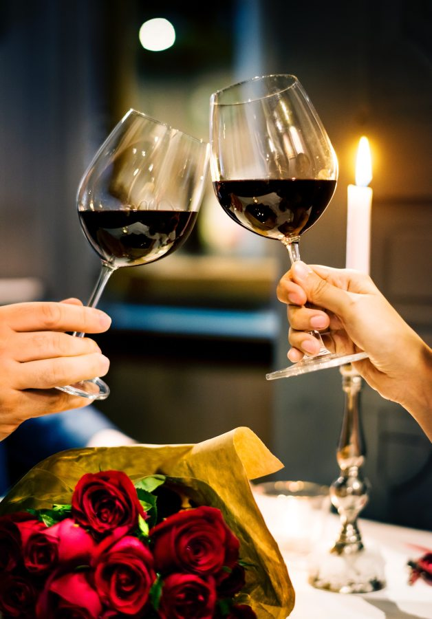 Top 5 North East Restaurants for Valentine's Day