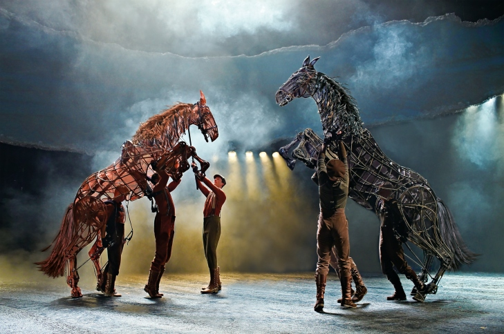 War Horse at the New London Theatre Photo by Brinkhoff Mögenburg 852-000