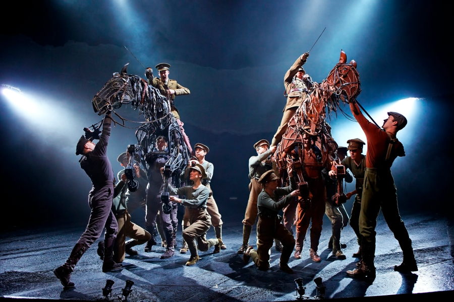 Review: War Horse @Sunderland Empire