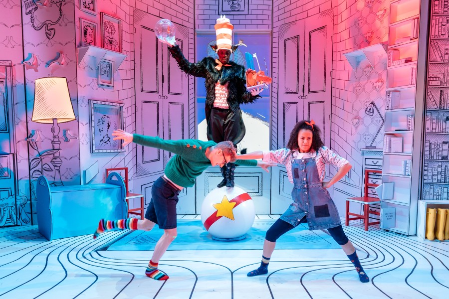 Review: The Cat in The Hat @ Northern Stage,Newcastle