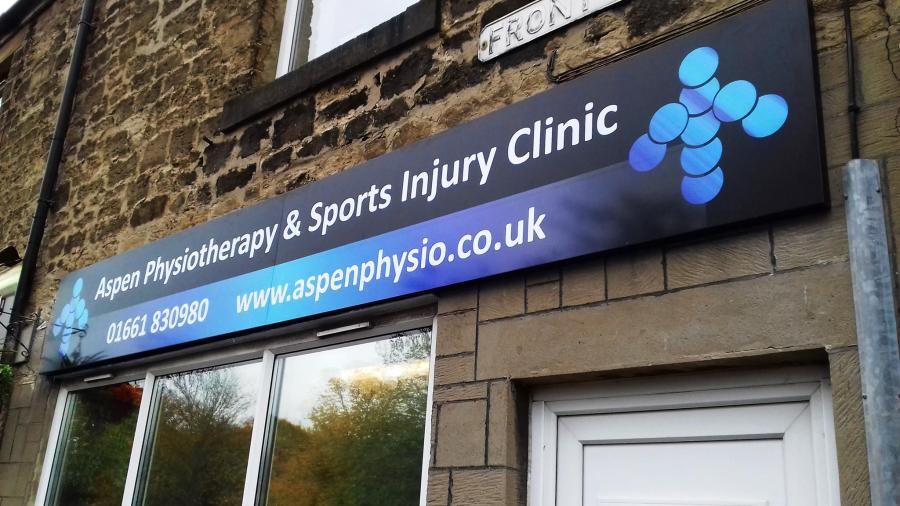 Prudhoe Front Street- AspenPhysiotherapy