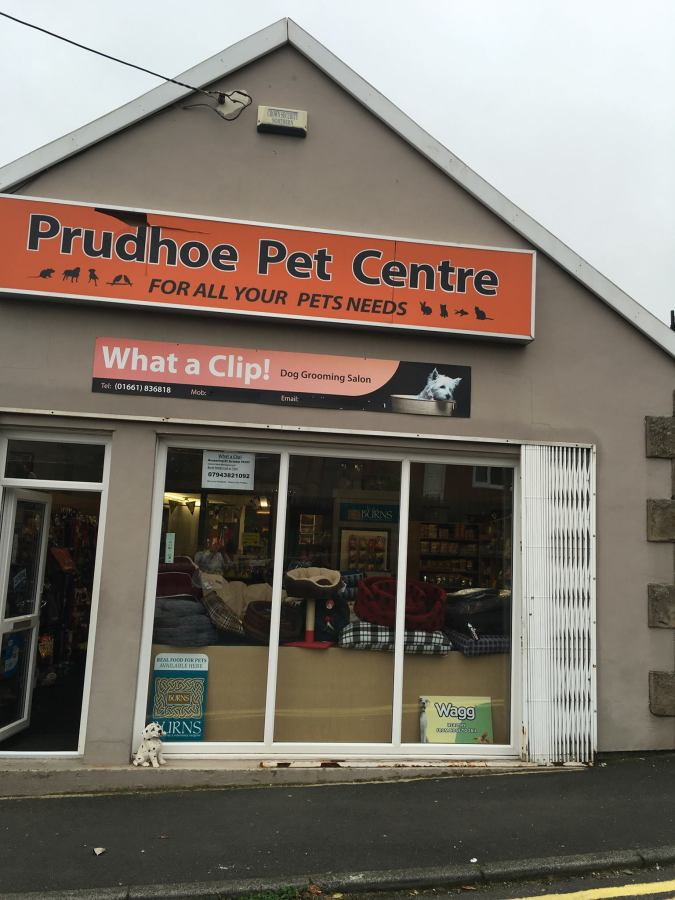 Prudhoe Front Street- Prudhoe Pet Centre