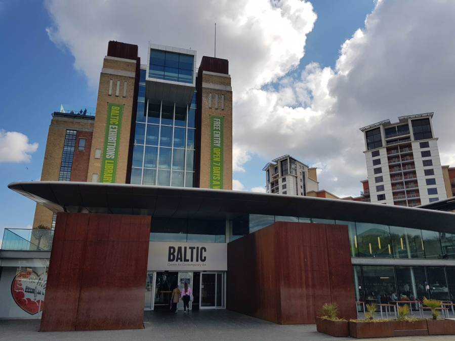 Culture Trip 27- Baltic Centre for Contemporary Art @ Gateshead