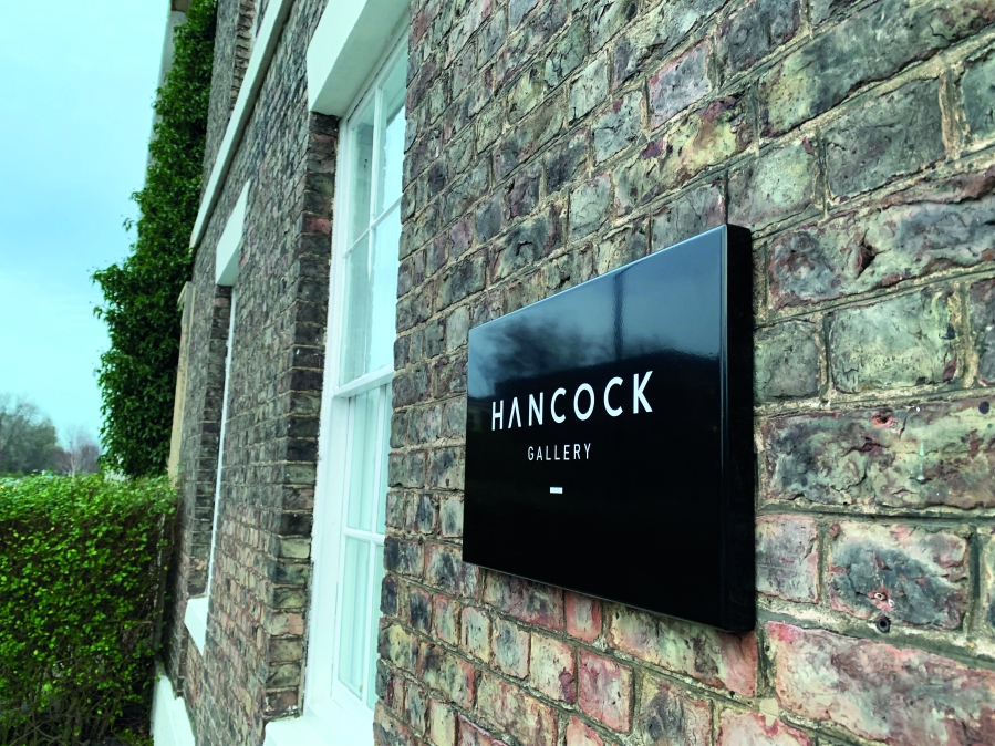 The Hancock Gallery comes to Newcastle