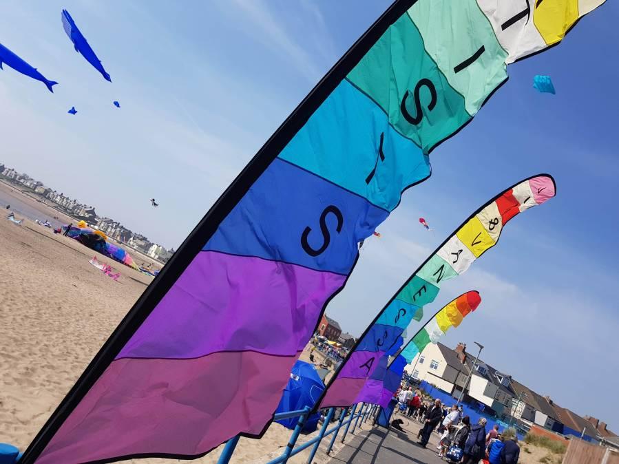 Culture Trip 30- Kite Festival @ Newbiggin-by-the-Sea