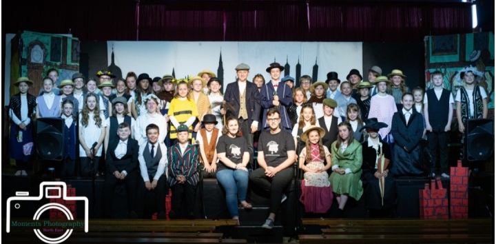 Review: Mary Poppins @ Highfield MiddleSchool