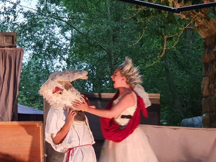Review: A Midsummer Night's Dream @  The GardenStation
