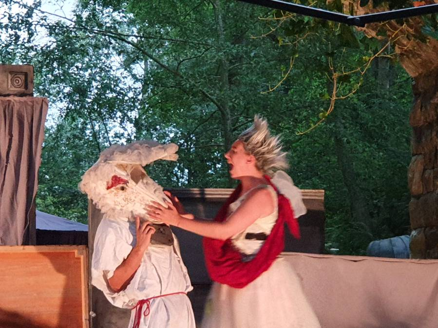 Review: A Midsummer Night's Dream @  The Garden Station