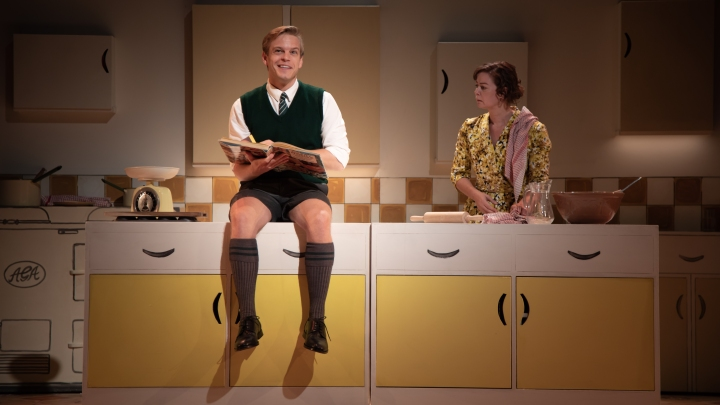Review: Nigel Slater's Toast @ NorthernStage
