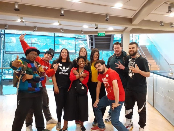 Hip-Hop dance theatre is coming to the CustomsHouse
