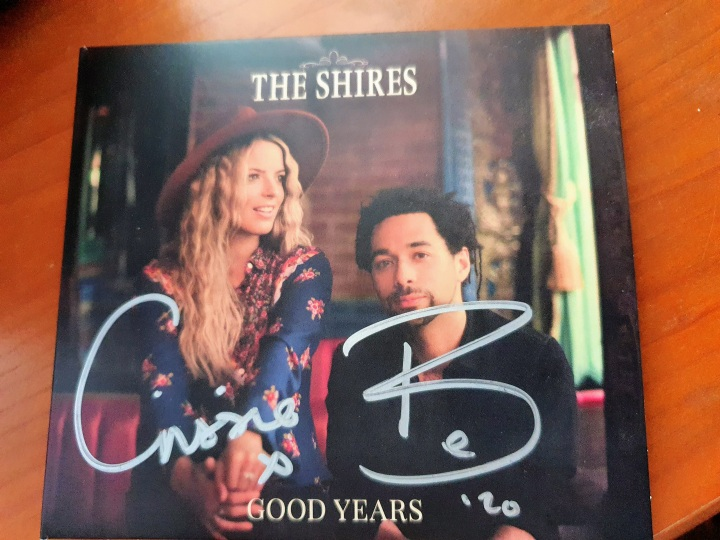 Review: Good Years Album, TheShires