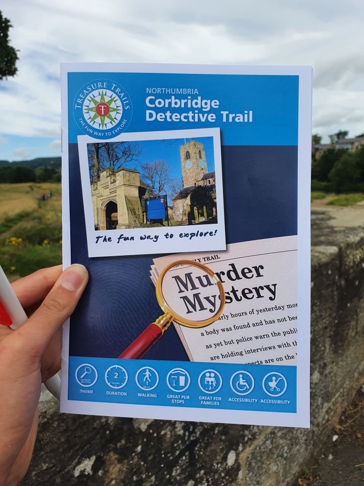 Culture Trip 44- Murder Mystery at Corbridge (AD)