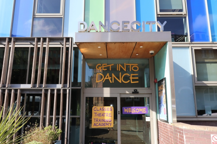 Support Dance City