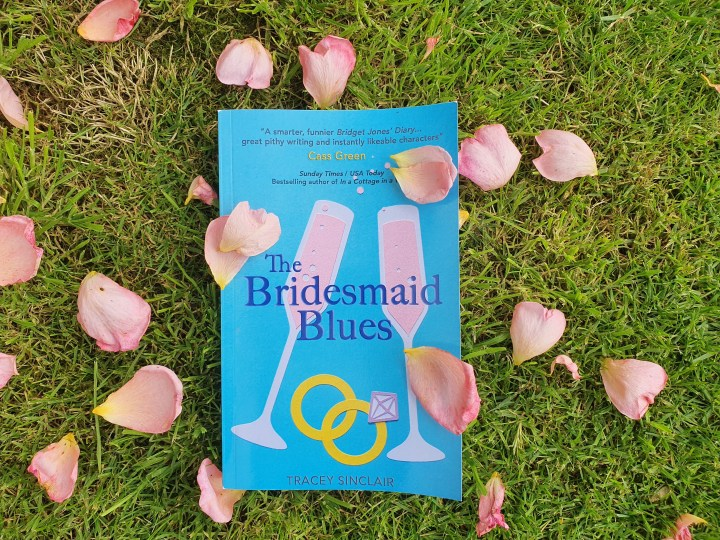 Review: The Bridesmaid Blues, Tracey Sinclair (AD)
