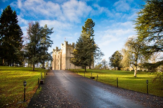 Langley Castle to host The Great North Abseil
