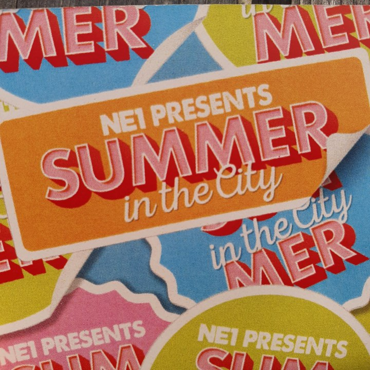 Summer in the City ofNewcastle