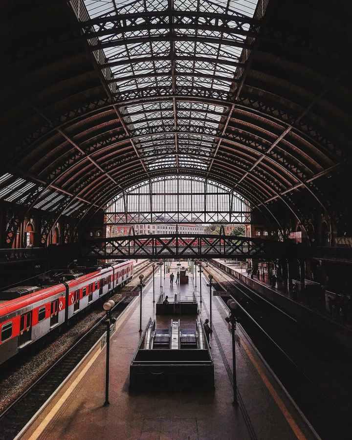 Coronavirus Train Travel
