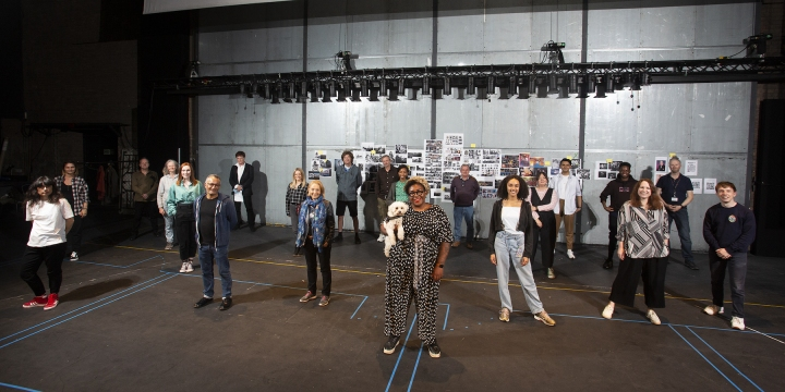 Natalie Ibu's first show as Northern Stage Artistic Director
