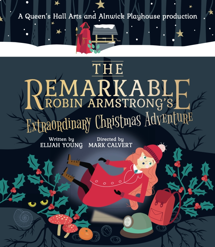 The Remarkable Robin Armstrong's Extraordinary ChristmasAdventure